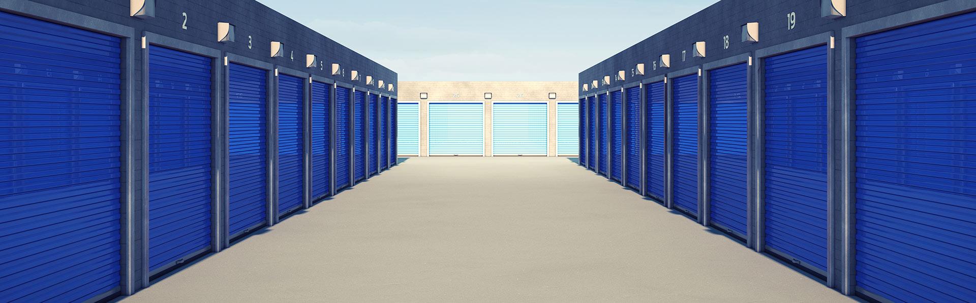 354 & Self Storage in Ashburn VA | Temperature Controled Storage Units